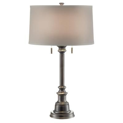 Table Lamps At Home Depot Extraordinary Martha Stewart Living  Timeless Table Lamp  14852  Home Depot Decorating Design