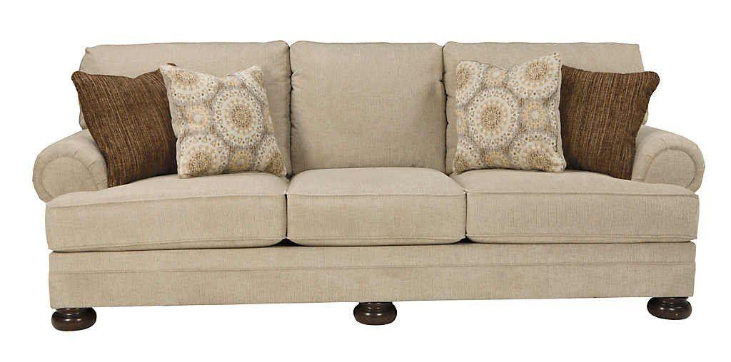 Pin By Christine Mathurin On Home Decor That I Love Upholstered Sofa Ashley Sofa Sofa