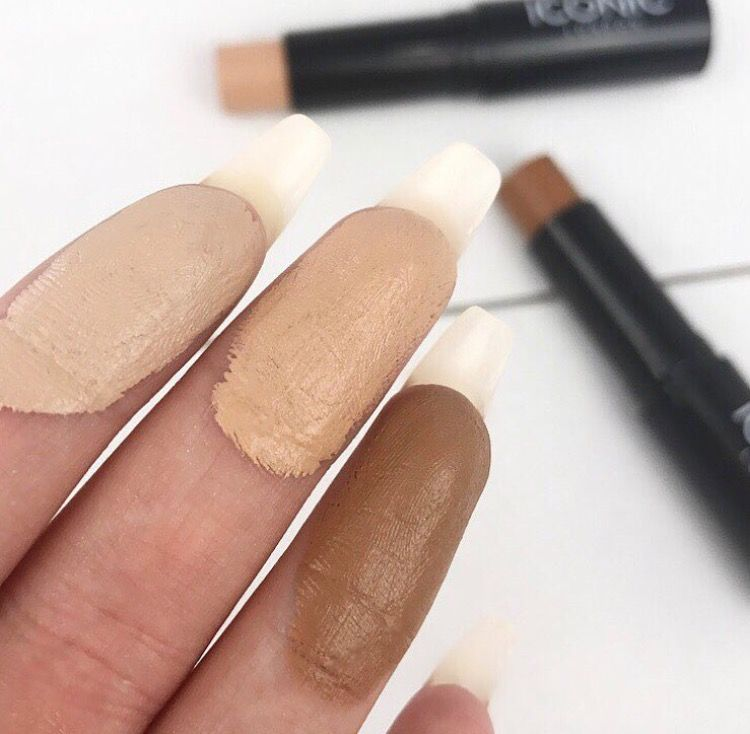 Iconic London Foundation Sticks Perfect For Overall Base Or Contour And High Iconic London Foundation Stick Contouring And Highlighting Stick Foundation