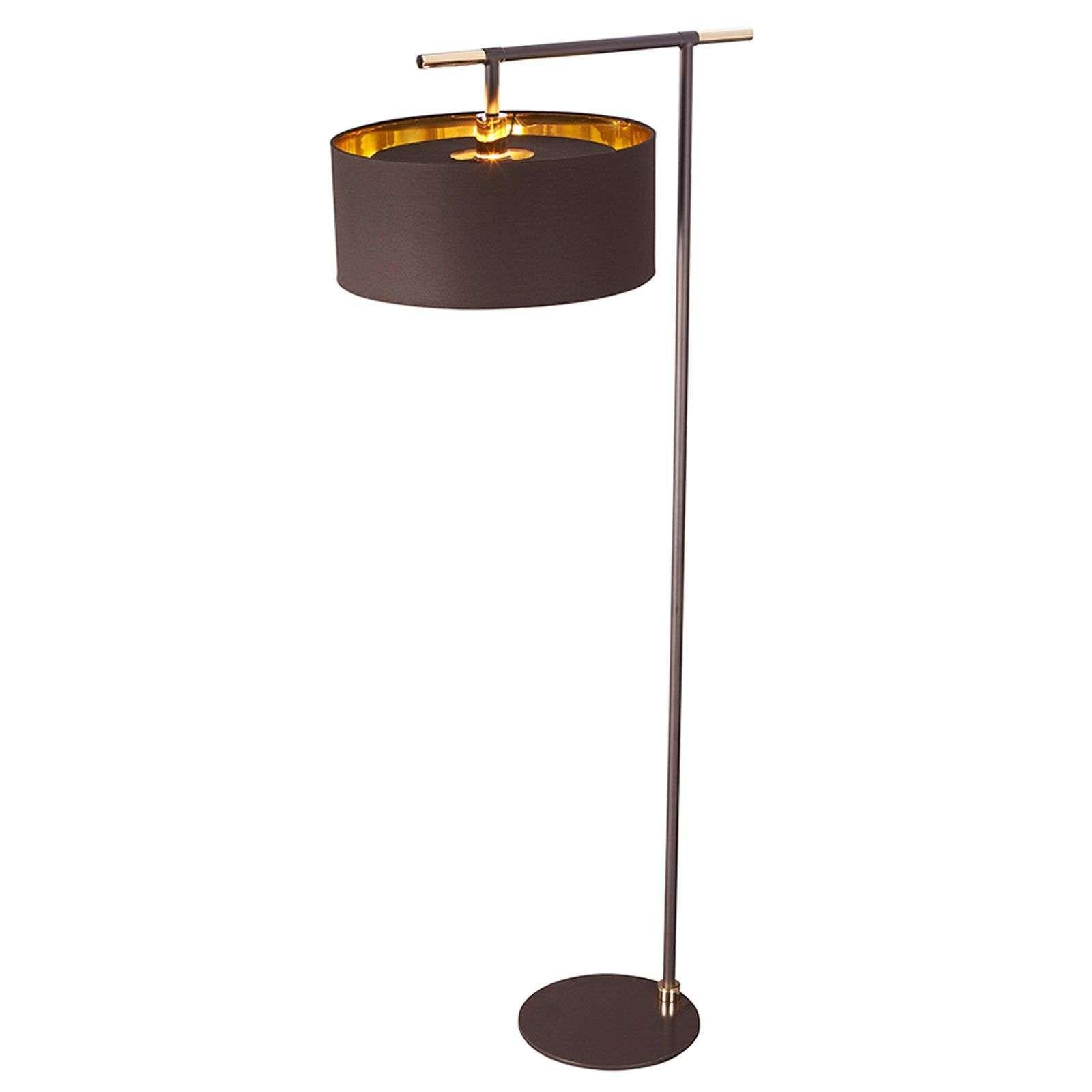 Mooie Stoffen Vloerlamp Balance Tripod Lamp Lampen En