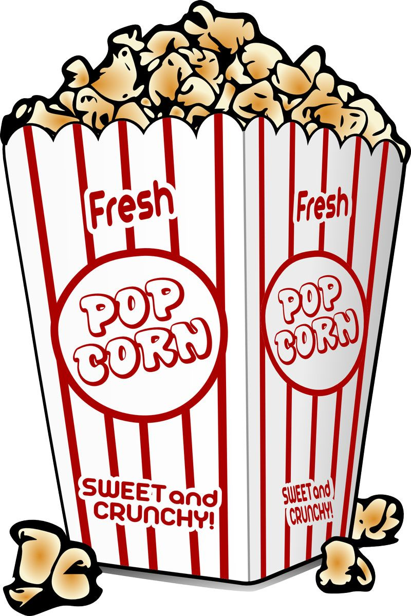 ghostbusters trailer free popcorn popcorn shop movie clipart food clipart theatres  [ 800 x 1199 Pixel ]