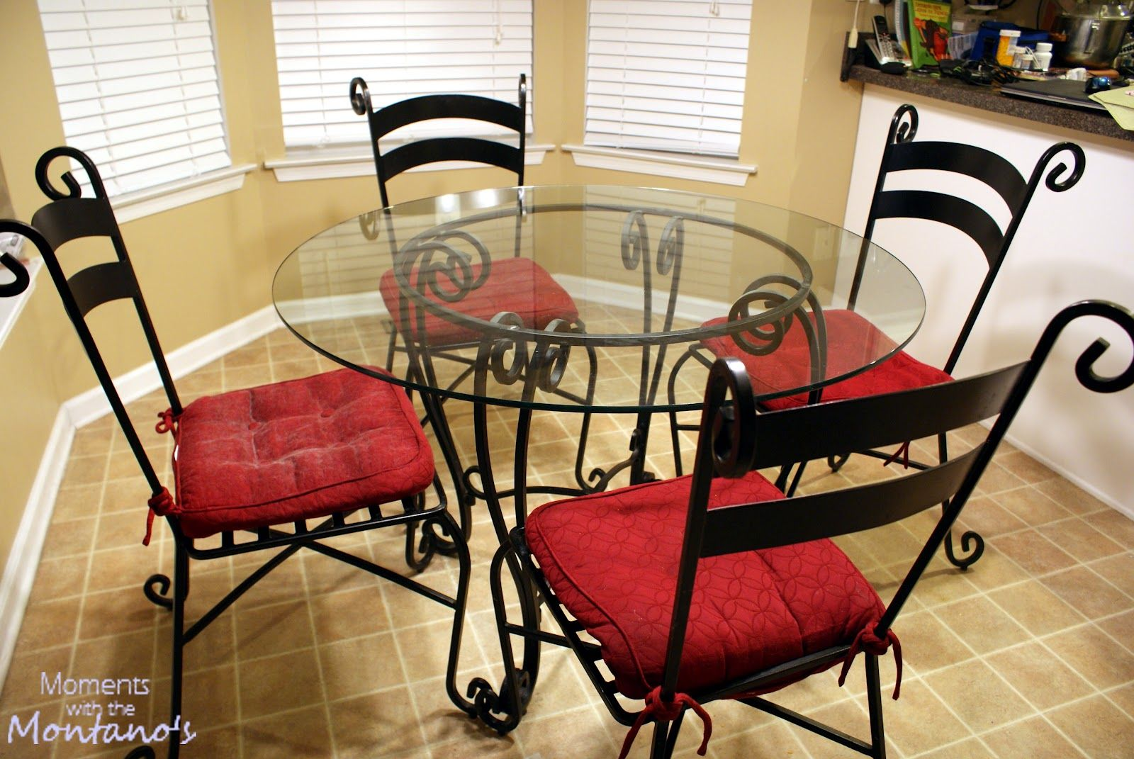 Pier One Round Glass Dining Table Glass Round Dining Table Glass Dining Table Home Decor