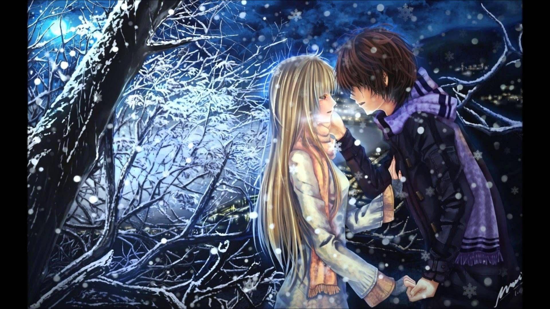 Anime Girl And Boy Wallpaper Full Hd Anime Girl And Boy