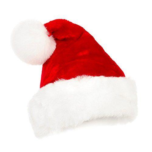 Sundautumn Chapeau de Noël Bonnet Père Noël pour Adulte/Enfant Pas Cher  Materiel