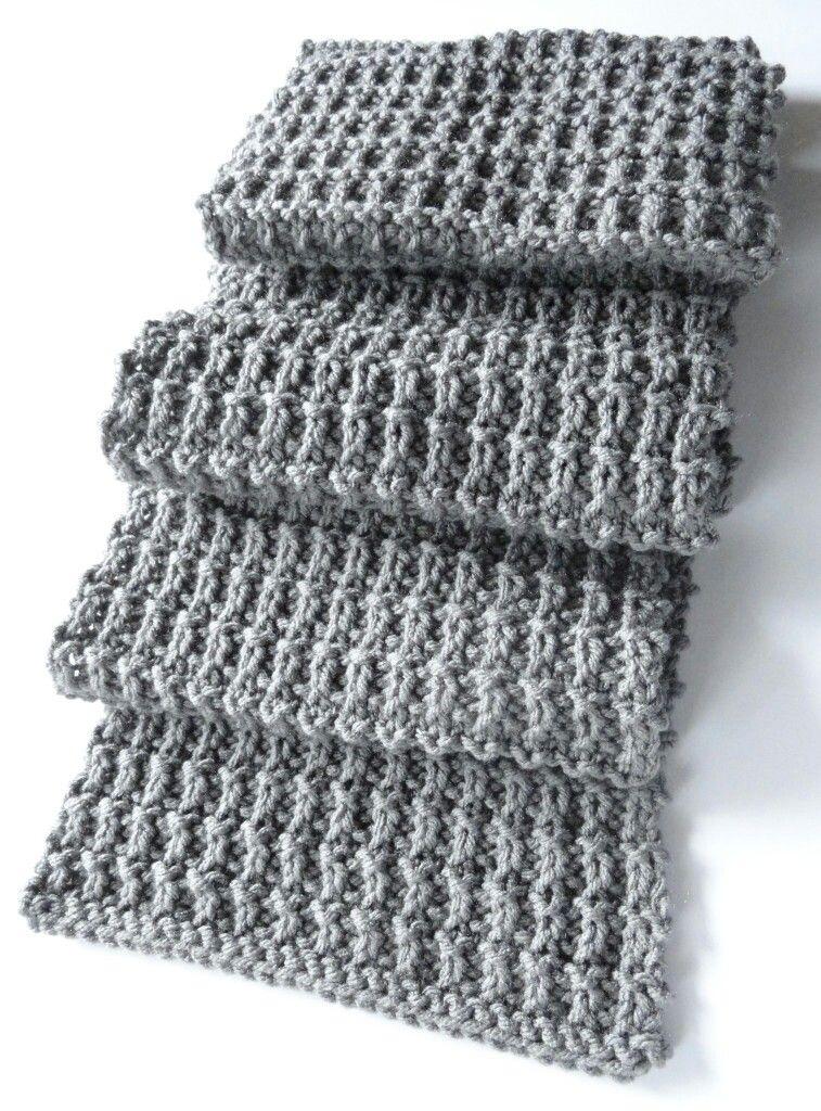 http://purlavenue.com/2013/12/ridge-rib-mens-scarf.html | Knitting ...