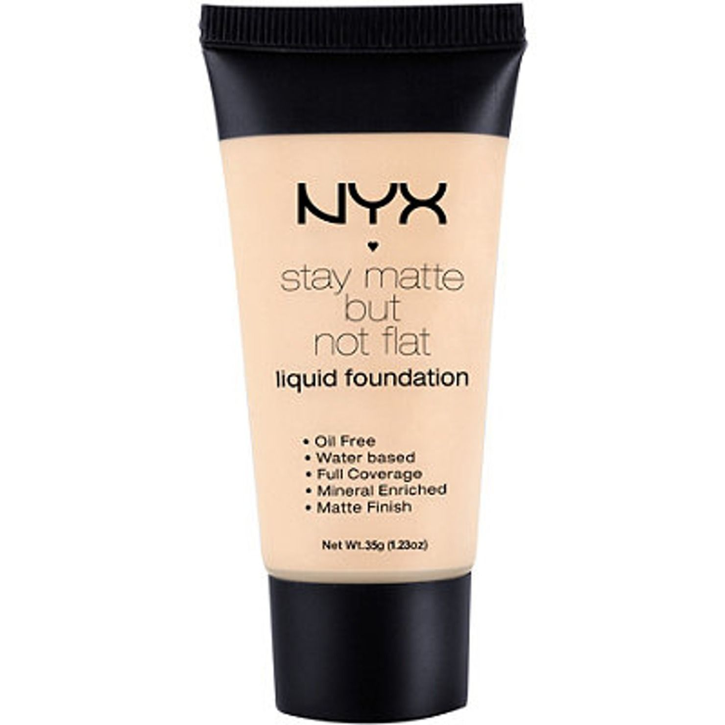 7 Sweat Proof Drugstore Foundations To Give You Flawless Coverage On A Budget Nyx Stay Matte No Foundation Makeup Liquid Foundation