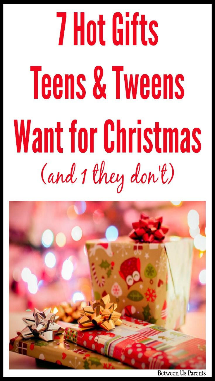 7 gifts teens and tweens want this Christmas (and 1 they don\'t ...