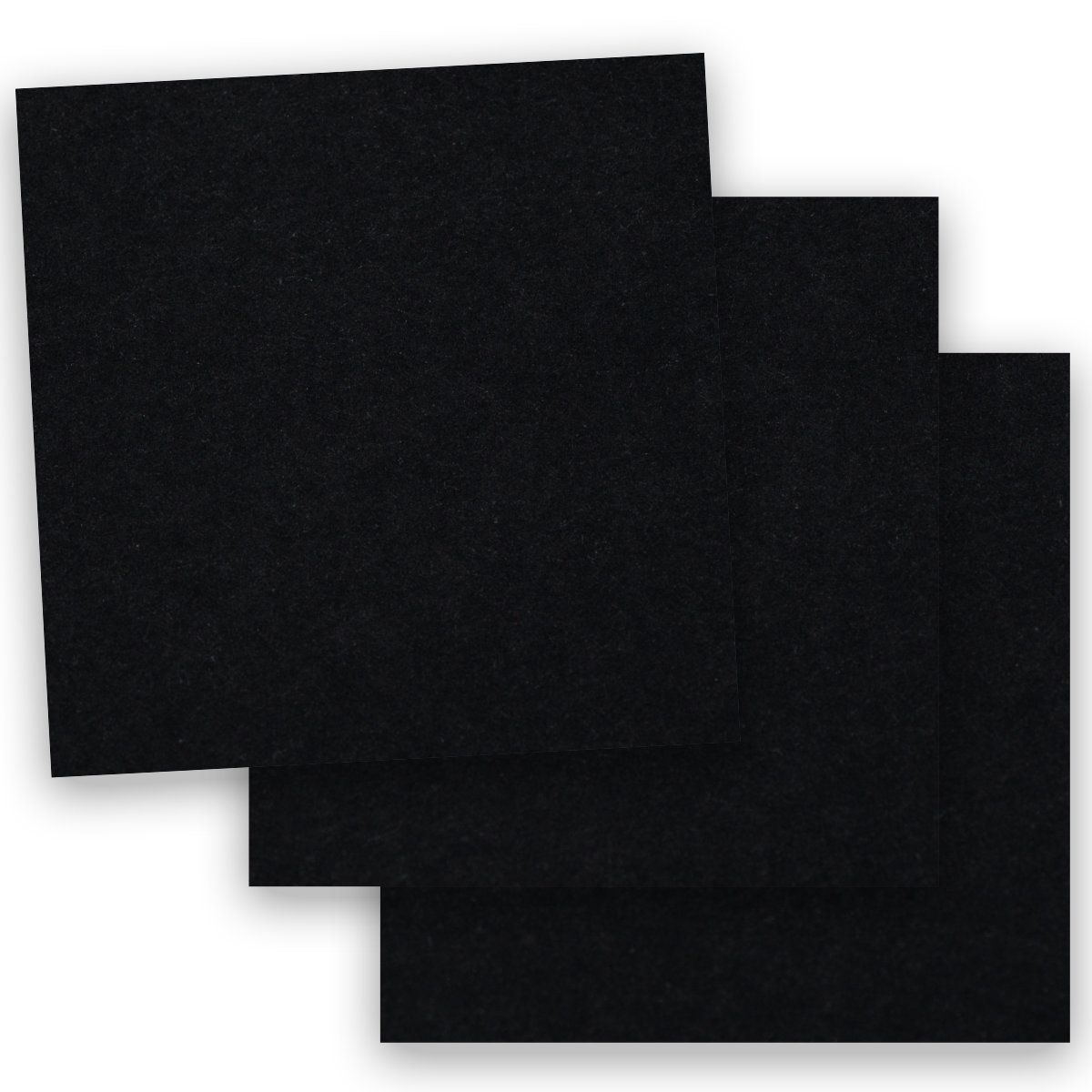 Basis Colors 12 X 12 Cardstock Paper Black 80lb Cover 50 Pk In 2020 Cover Paper Color Black Paper