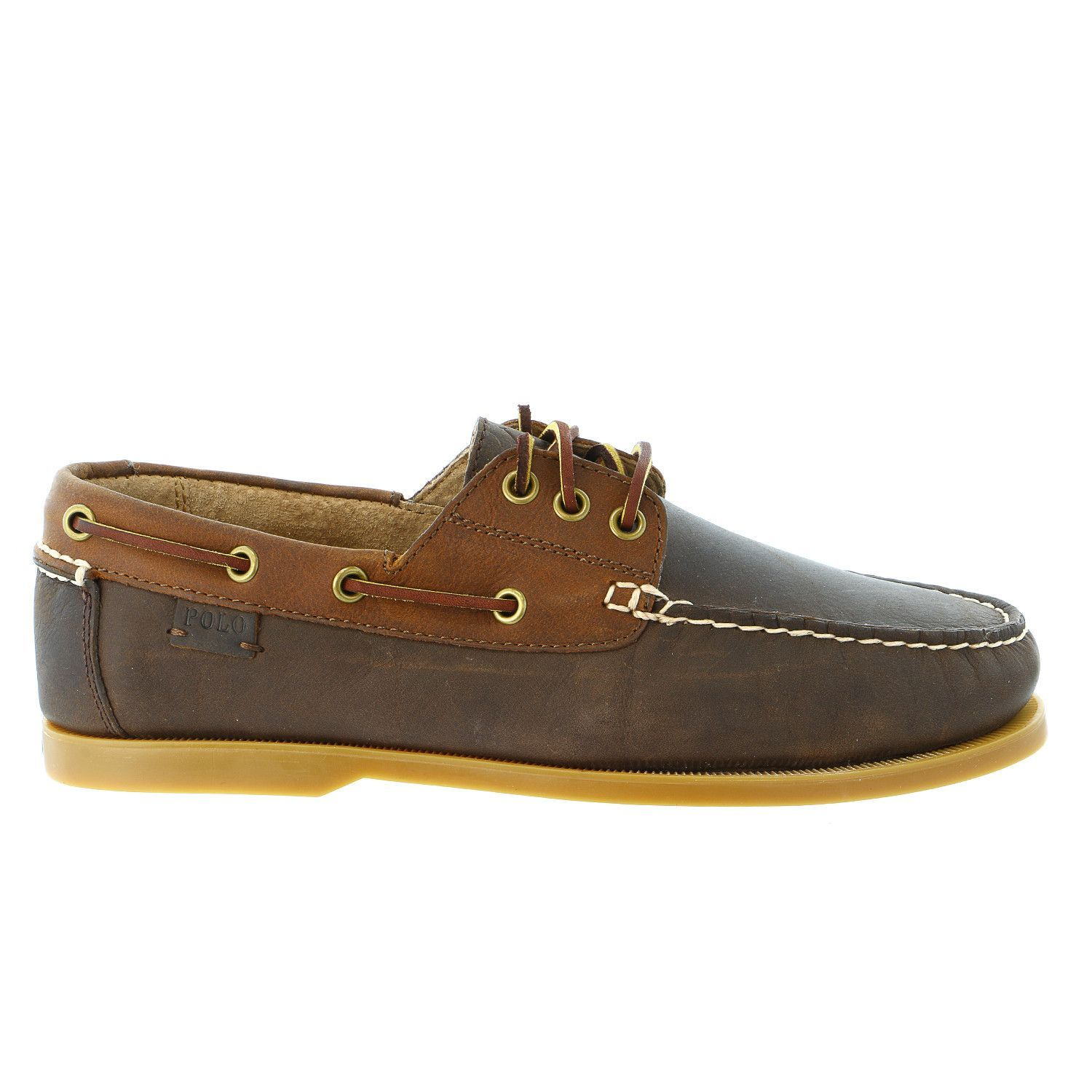 POLO Ralph Lauren Bienne II Moc Toe Oxford Casual Shoe - Mens