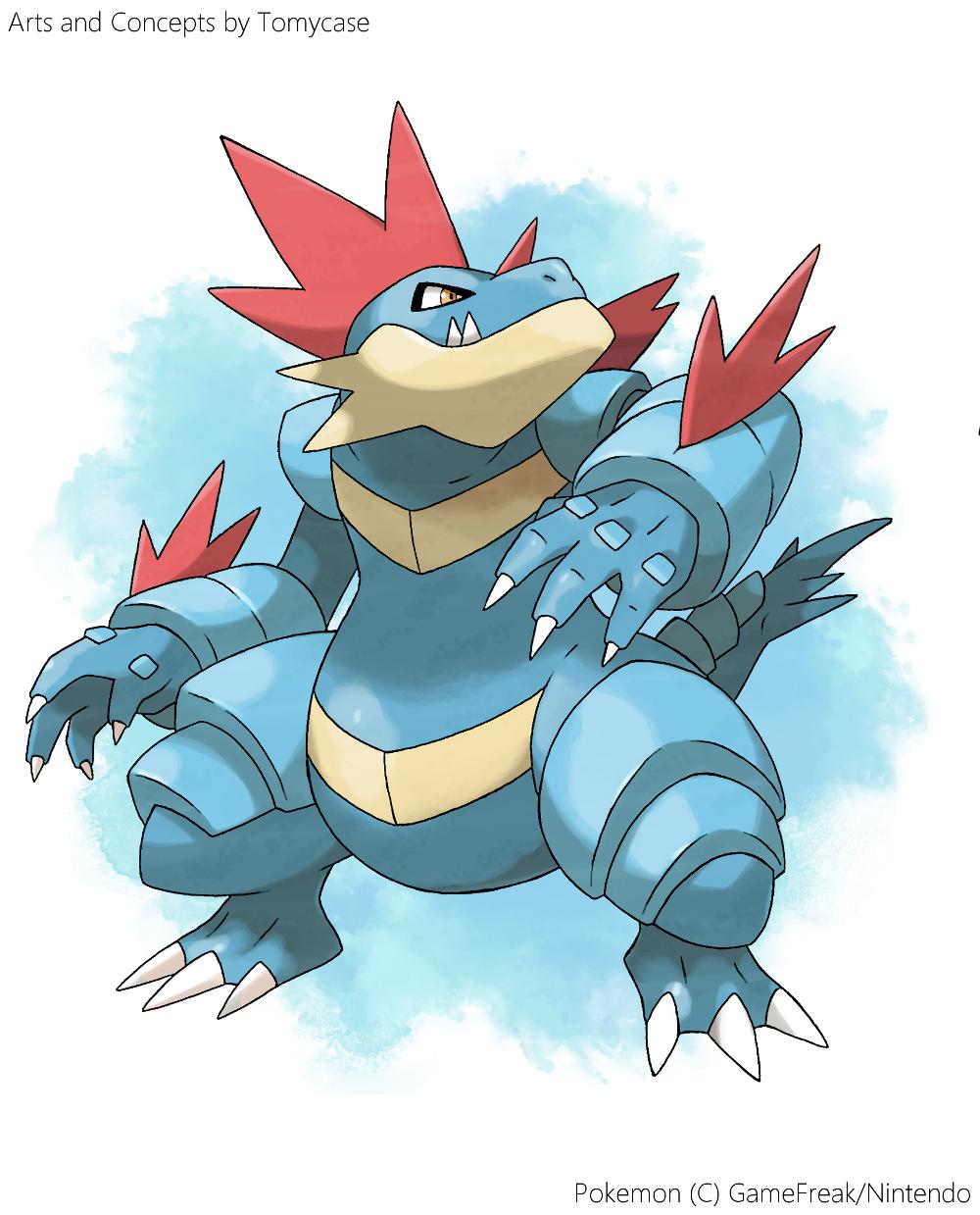 Pokemon mega