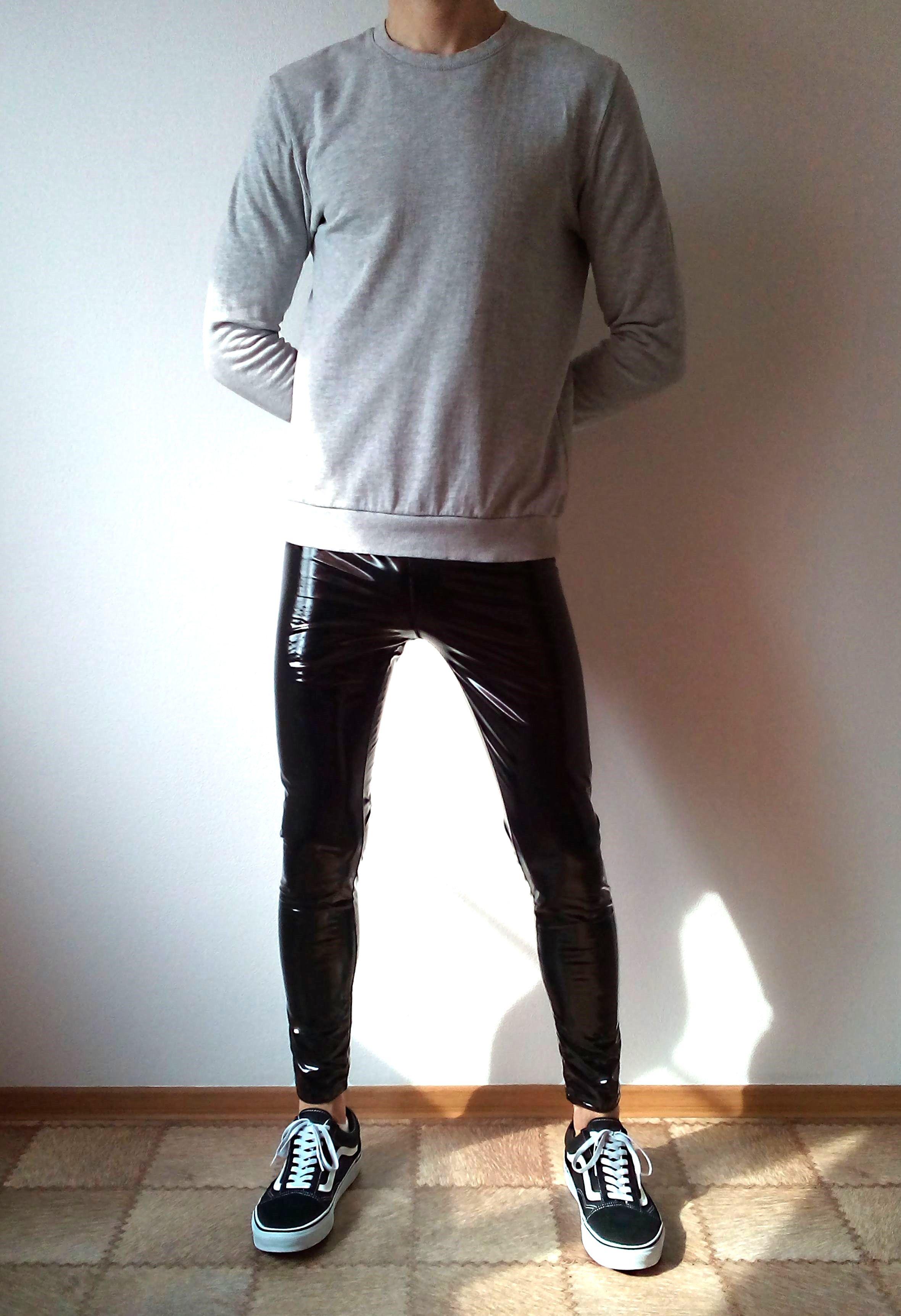 vans old skool black rock outfit | boys guys in leather