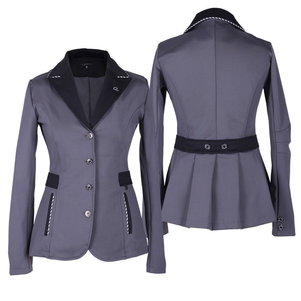 Qhp Vivi Show Jacket The Connected Rider Show Jackets Clothes Equestrian Outfits [ 1024 x 1024 Pixel ]
