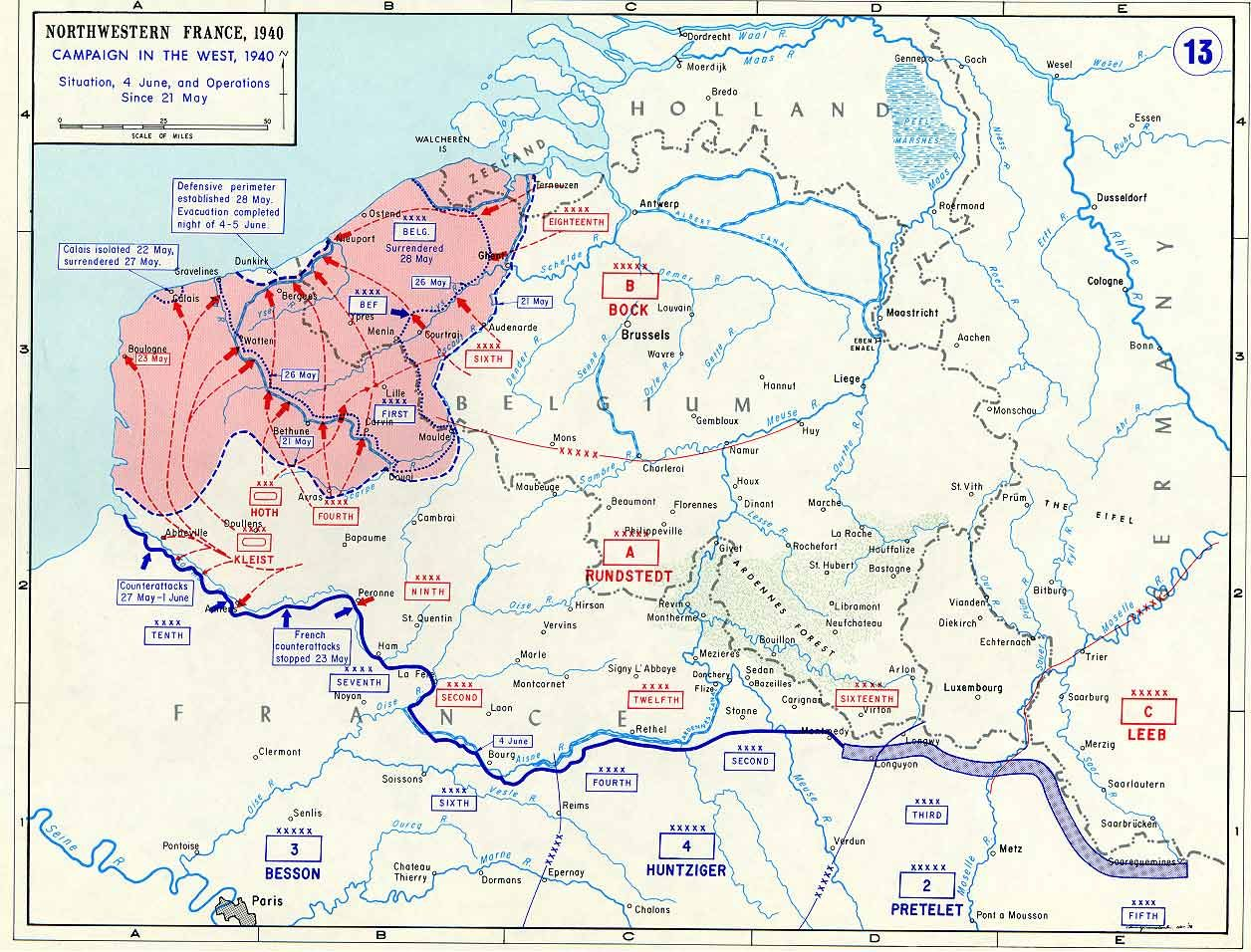Map Of France Dunkirk.The Battle Of Dunkerque Pinstory Battle Of Dunkirk Dunkirk Map Map