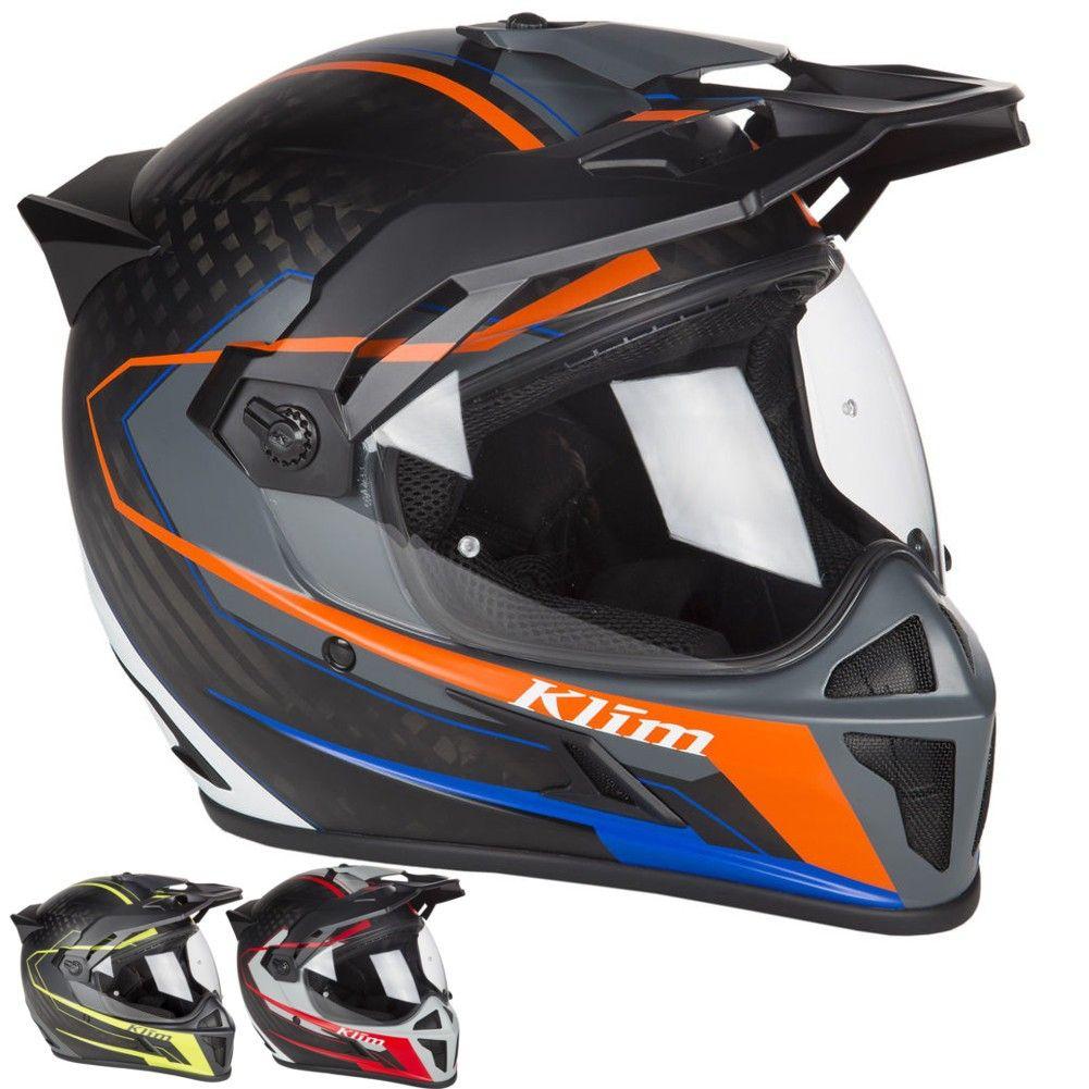 Klim MX Krios Karbon Adventure Vanquish Mens Dual Sport