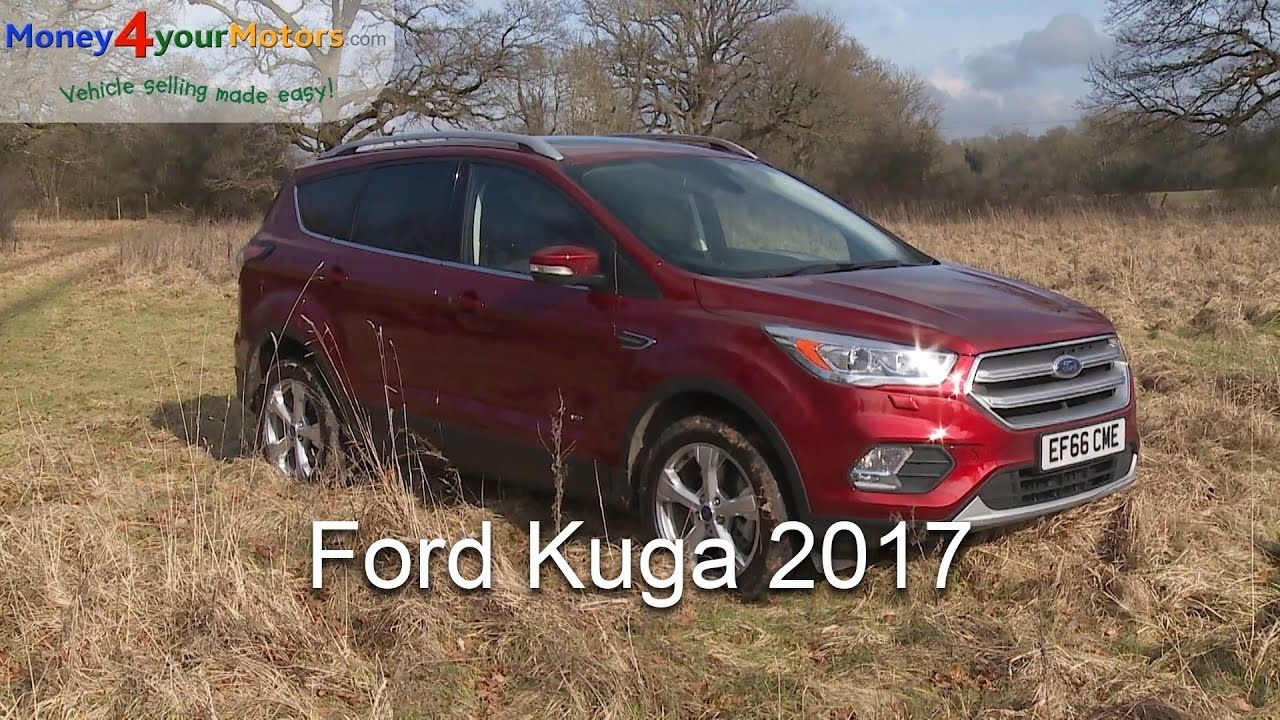 The Ford Kuga Has Evolved In This Improved Second Generation Form