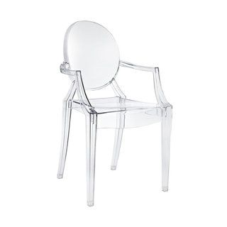 Shop For Joseph Allen Sophia Ghost Style Arm Chair. Get Free Delivery At  Overstock.