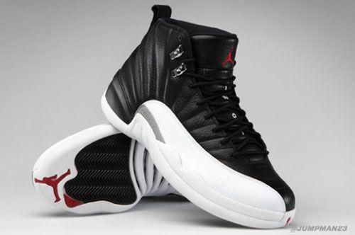59659f5d0b3d6b Air Jordan 12 Playoffs