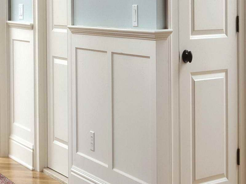 Pin by dave chen on Wainscoting  Wainscoting kitchen
