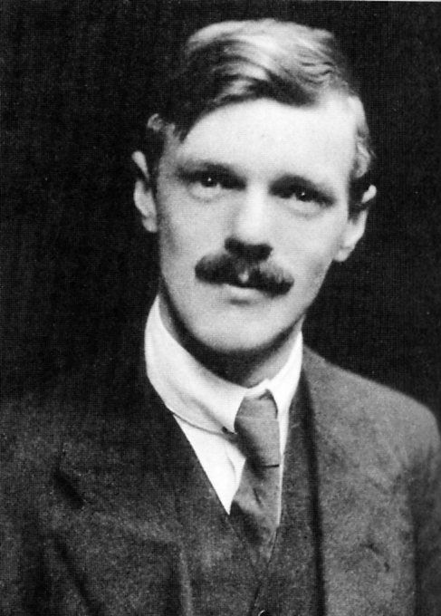 D.H. LAWRENCE (David Herbert Lawrence, 1885-1930) English novelist, poet, playwright, essayist, and painter. He was a visionary thinker and a prime representative of modernism in English literature.