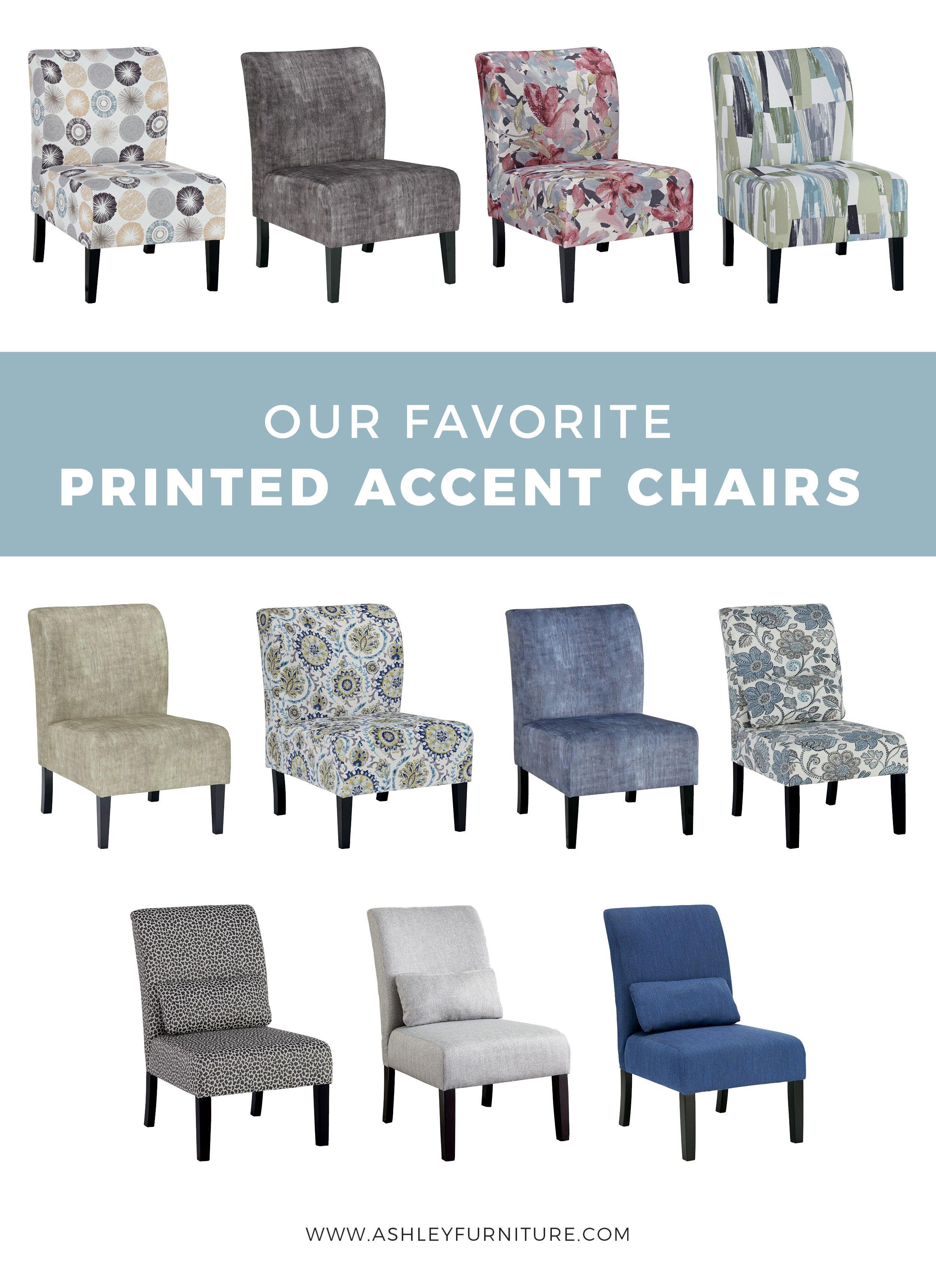 Ashley Furniture Printed Accent Chairs Ashleyfurniture