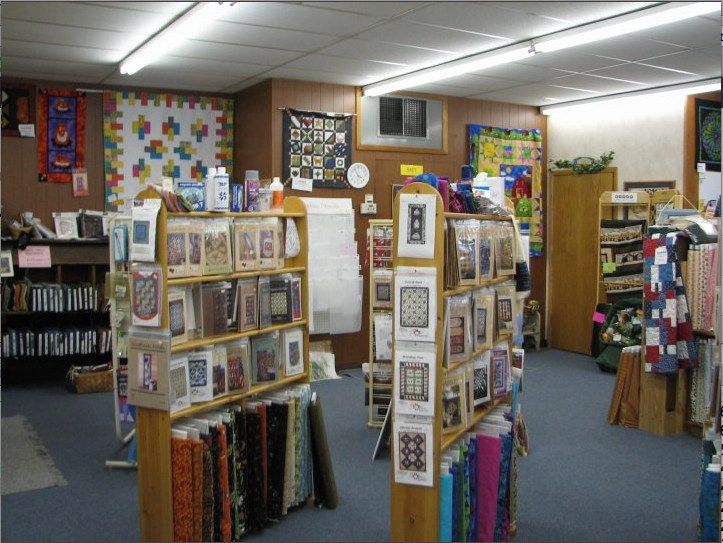 Everything Is Grand In Quilting In Spencer Quilt Shop Displays Quilt Stores Quilts