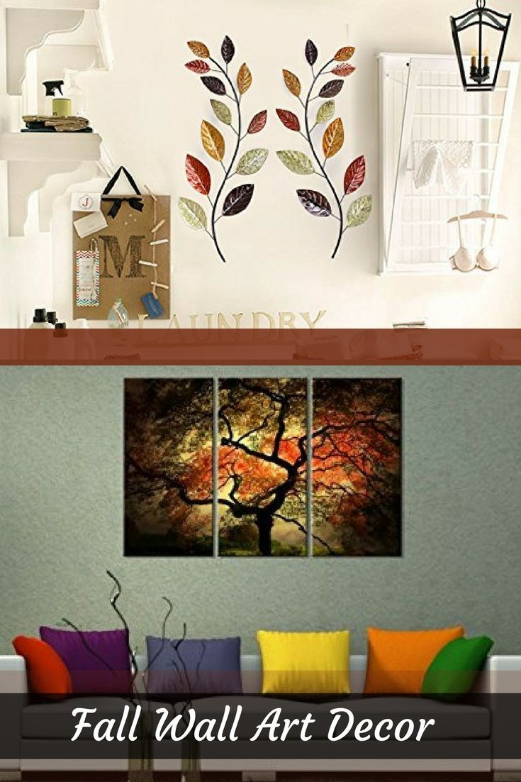 Captivating Fall Wall Art Is A Great Way To Elevate The Look Of Your Home. Whether It  Be Colorful Fall Leaves, Cute Orange Pumpkins Or Beautiful Cornucopias.