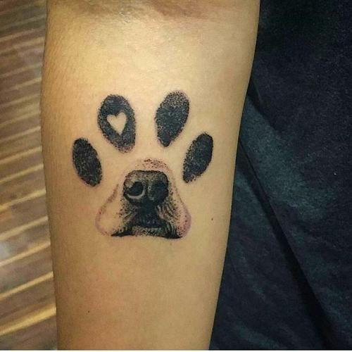 Tattoo Ideas Tattoos For Dog Lovers Dog Tattoos Tattoos