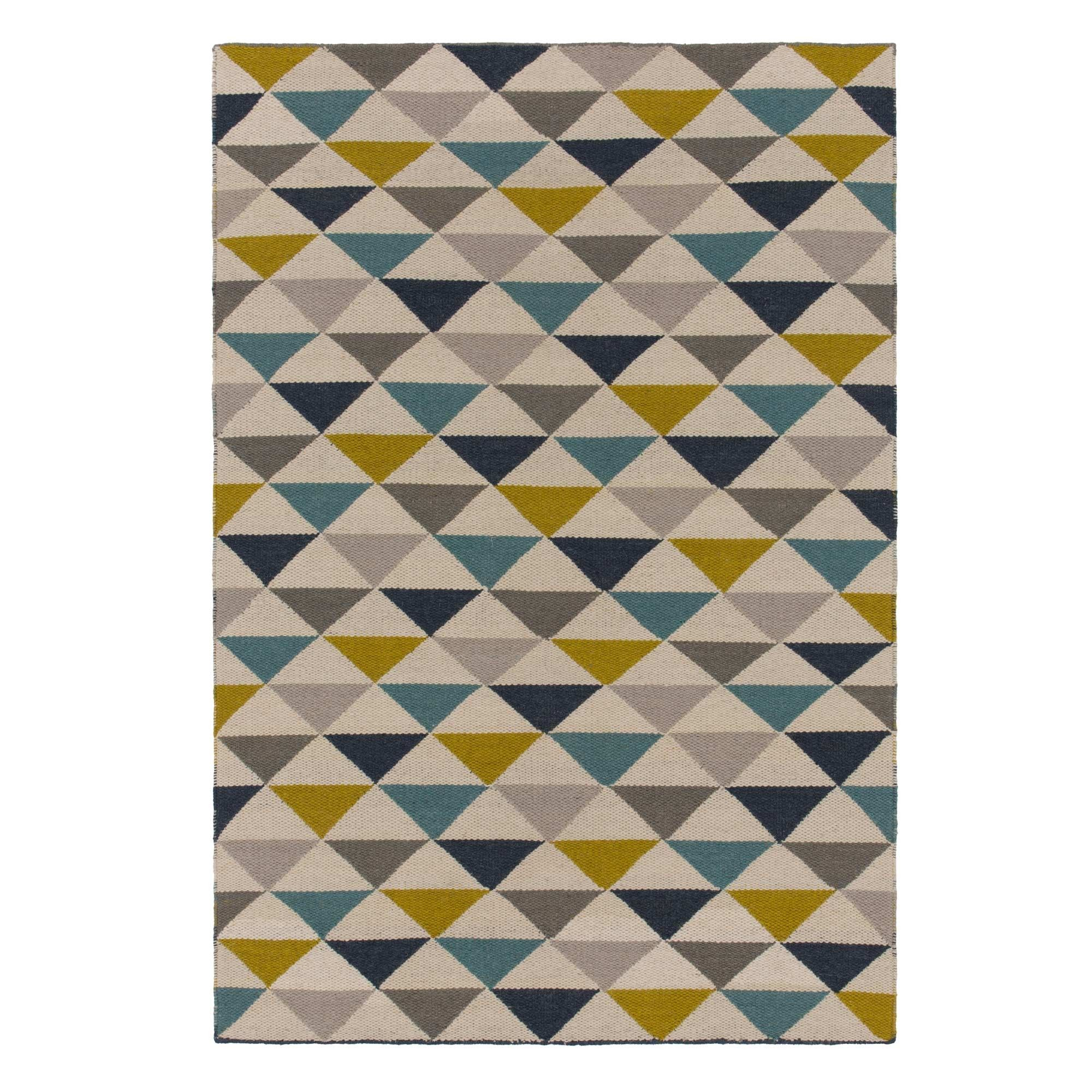 Baumwoll Teppich Gewebt teppich barli gewobener teppich zweiseitig und unterlagen