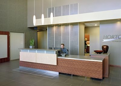 BEST MODREN HOTEL RECEPTION INTERIOR DECORATING DESIGNS