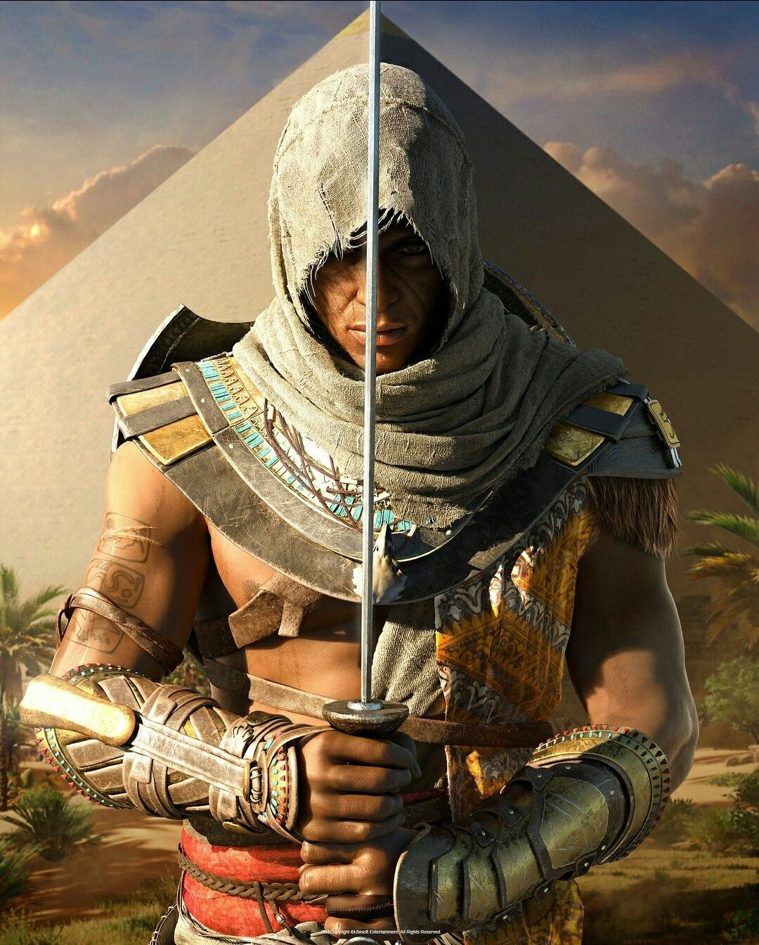 Bayek De Siwa Assassin S Creed Wallpaper All Assassin S Creed Assassin S Creed