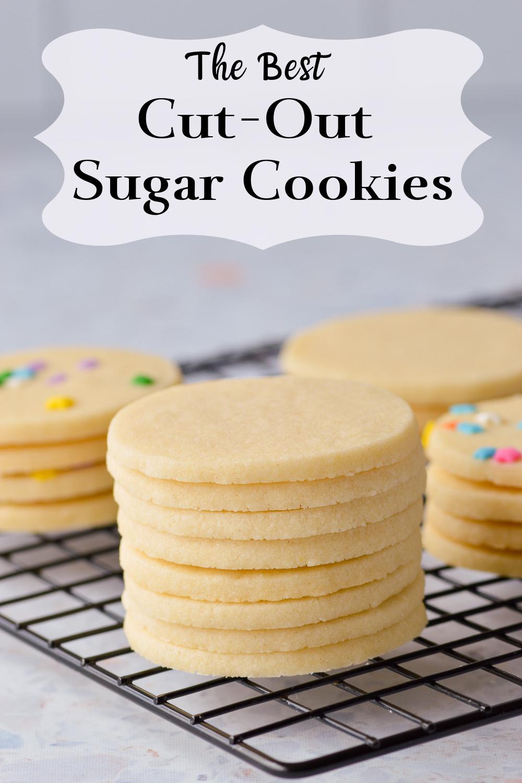 Sugar Cookies #easyroyalicingrecipe