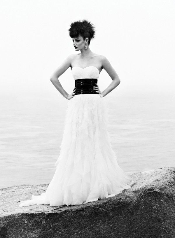 Edgy Bridal Gowns That Will Really Wow Your Groom | Bridal gowns ...