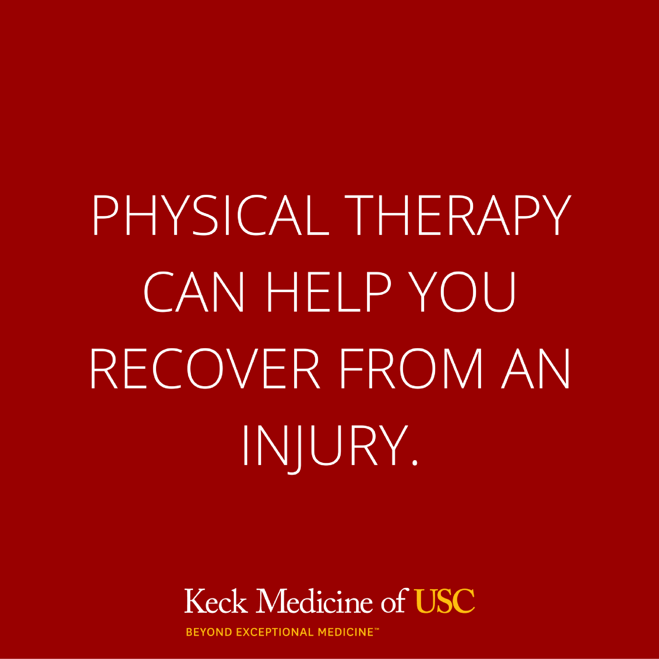 Physical Therapy Quotes Do You Know When Injuries Require Physical Therapy  Quotes
