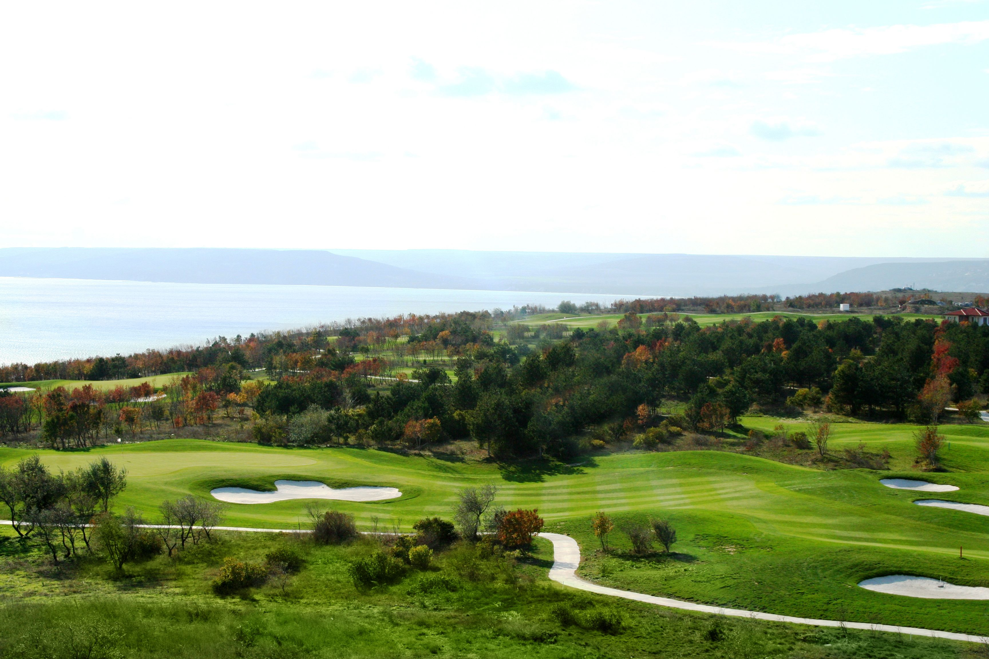 Lighthouse Golf Spa Resort Golf Bulgarie Spa Voyage Golf
