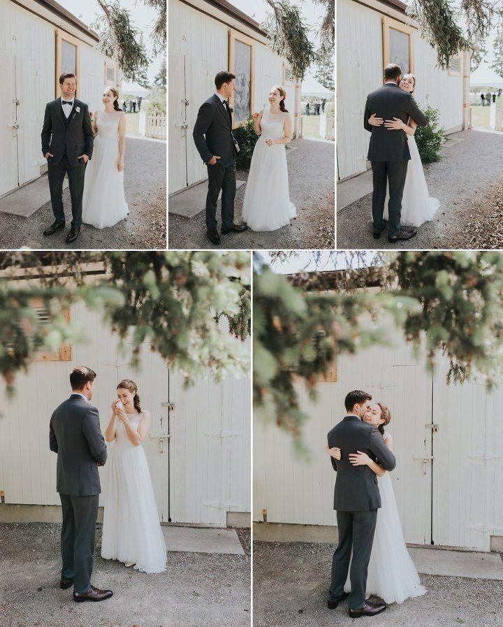 Outdoor Wedding Ceremony Calgary: Bow Valley Ranche Wedding Calgary