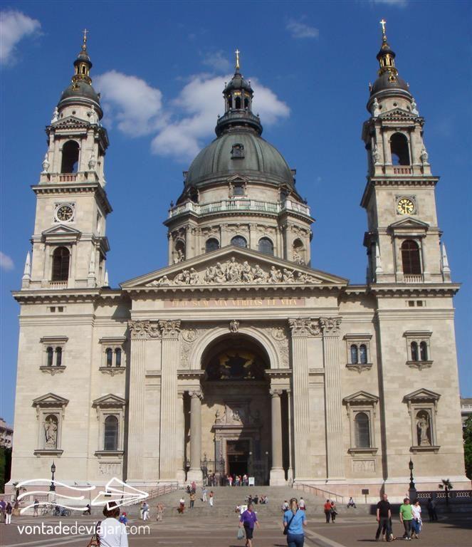 Basílica de Santo Estêvão.