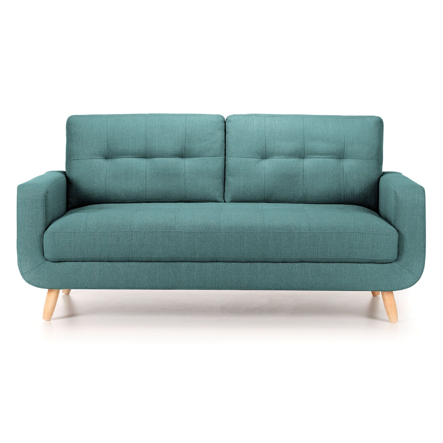 Hockney 3 Seater Fabric Sofa Next Day Delivery