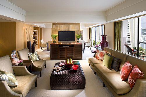 Presidential Suite At Mandarin Oriental Singapore