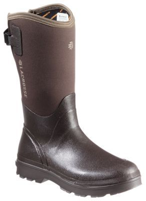 80fd08b46c7 LaCrosse Alpha Range Waterproof Rubber Boots for Men | Products ...