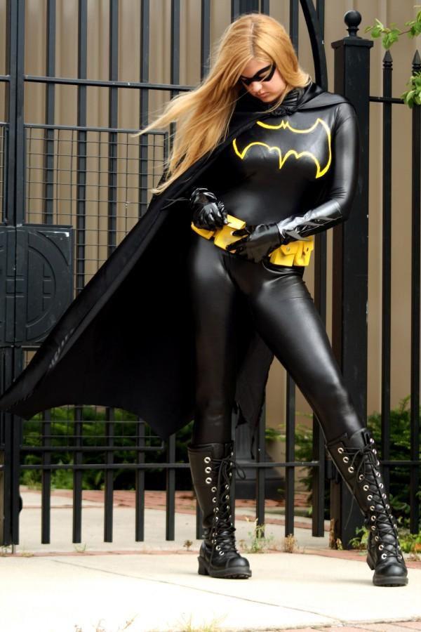 Cool batman cosplay