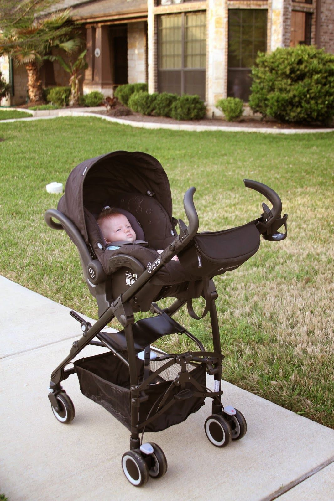 Maxi Cosi Mico NXT Infant Car Seat Taxi Carrier Review