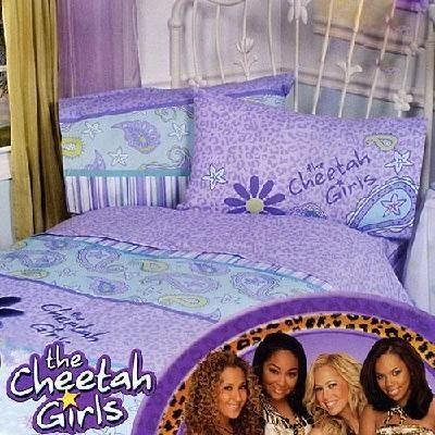 Disney S Cheetah Girls Full Size Comforter Full Size Comforter