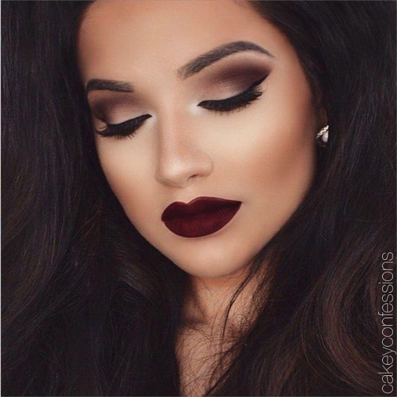 EYES  Eyeshadow Makeup, Matte Makeup, Mac Eyeshadow Looks, Mac