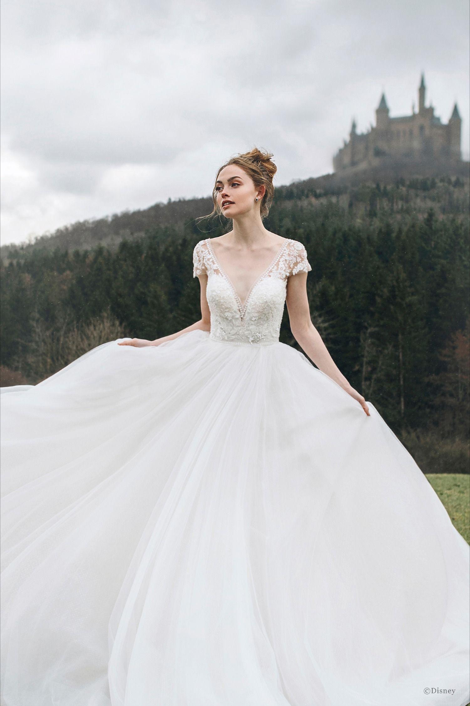 The Cinderella Wedding Gowns The Bridal Collection Wedding Dresses Cinderella Disney Wedding Dresses Allure Bridal [ 2249 x 1500 Pixel ]