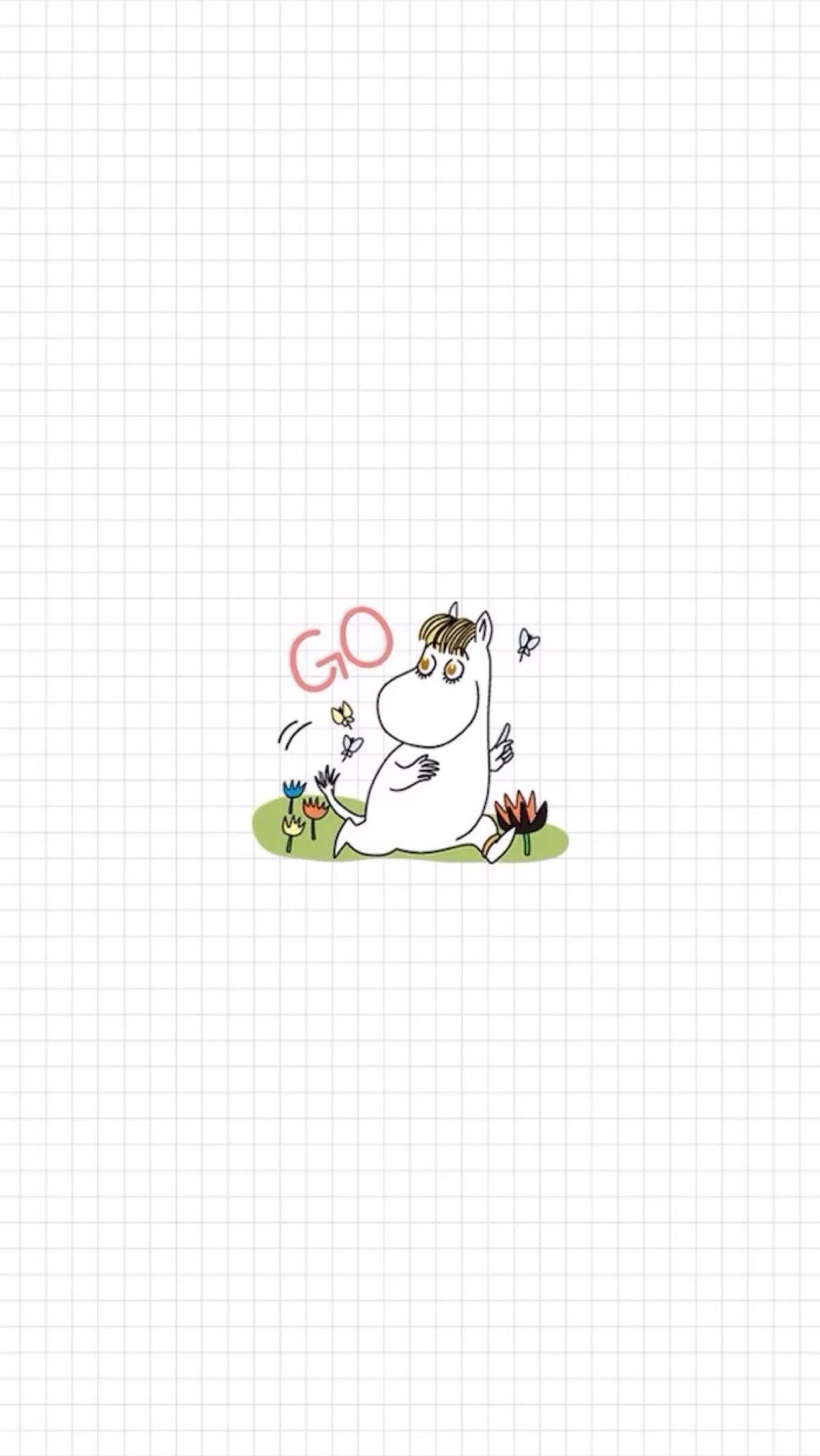 Moomin Moomin Wallpaper Cute Anime Wallpaper Cartoon Wallpaper