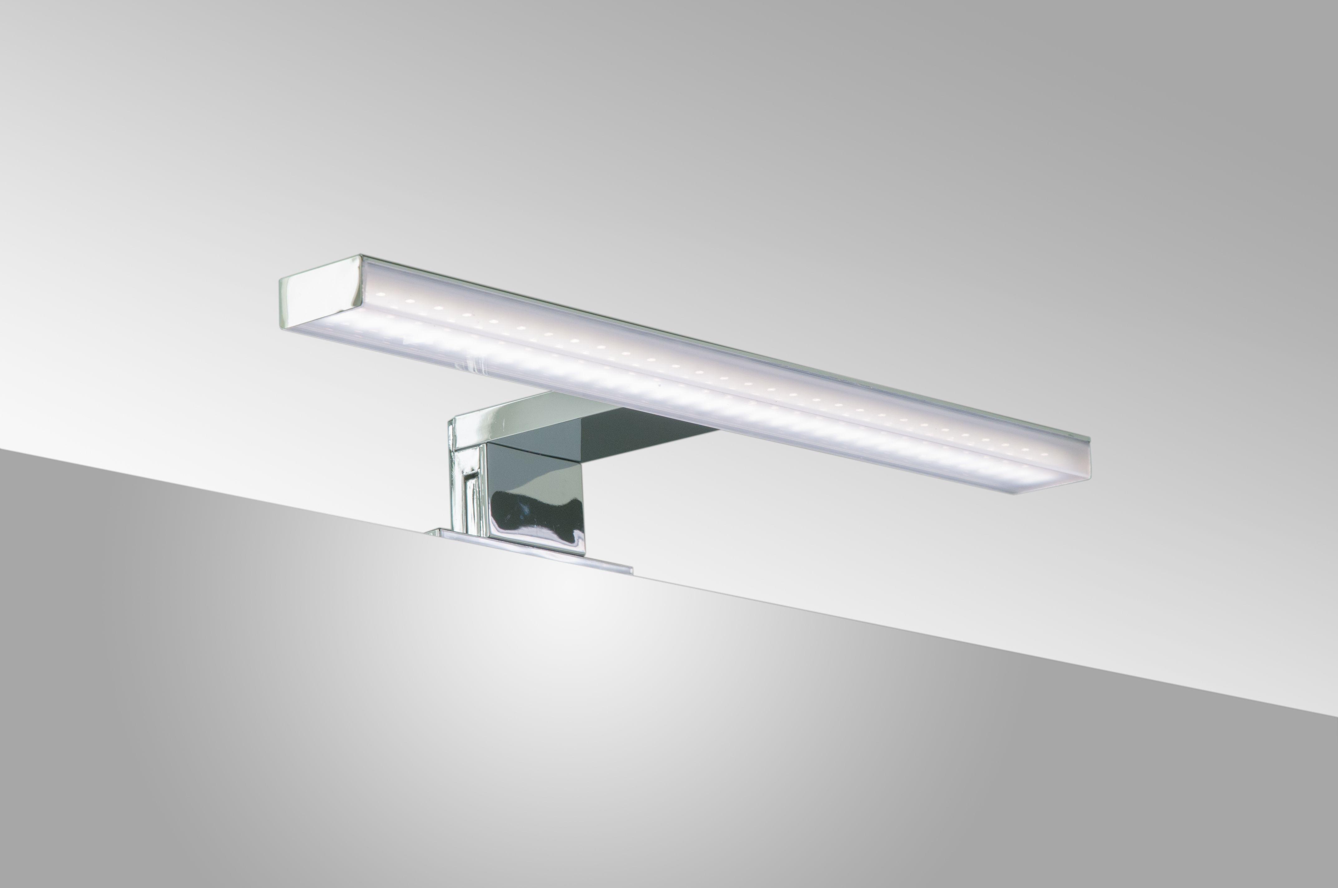 Foco led para acoplar a tu espejo de 30 cm. 4.8 w , bajo ...