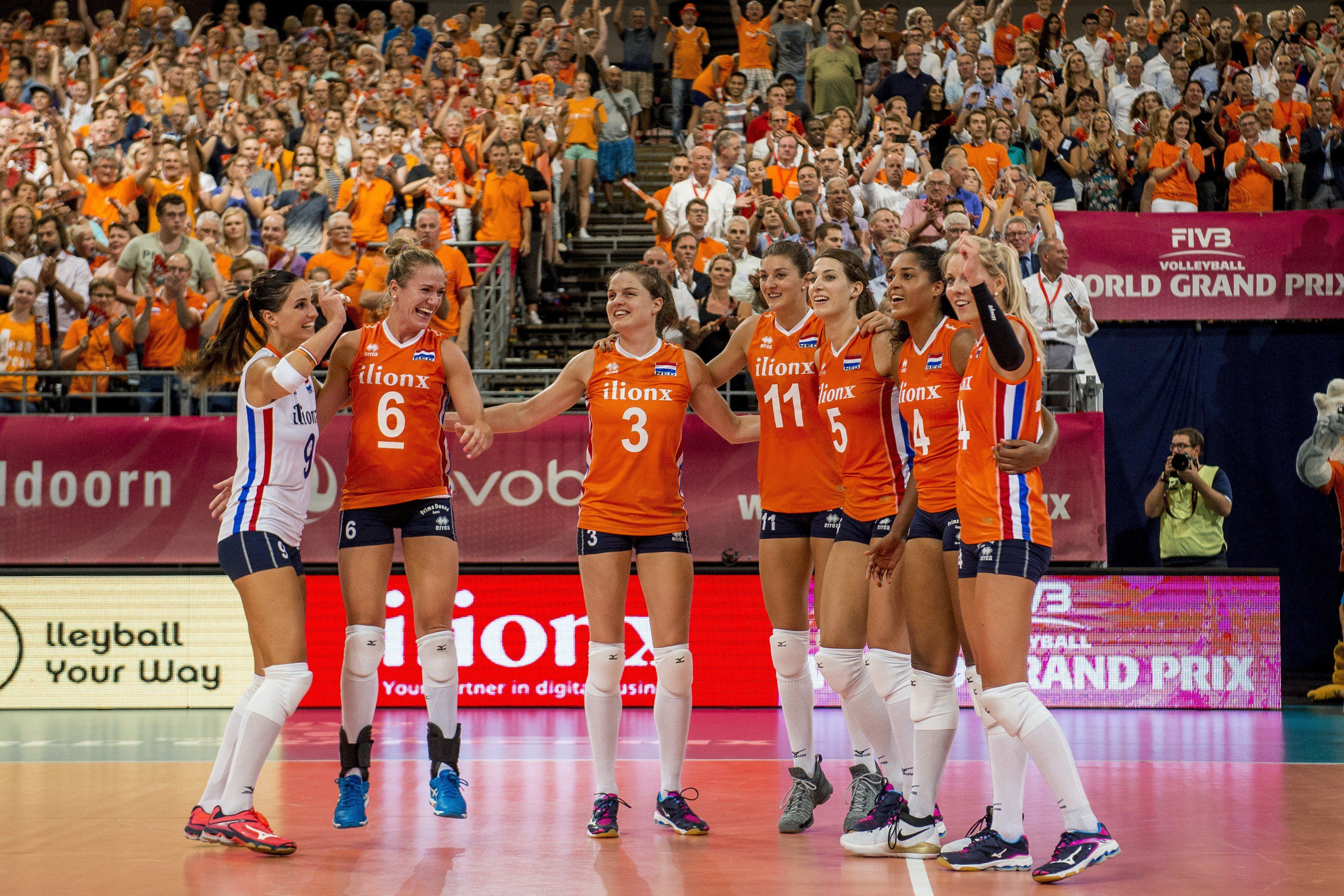 Watch Live Netherlands Looks To Down Dominican Republic For 2nd Time Volleyball Articles Beach Volleyball Volleyball Team