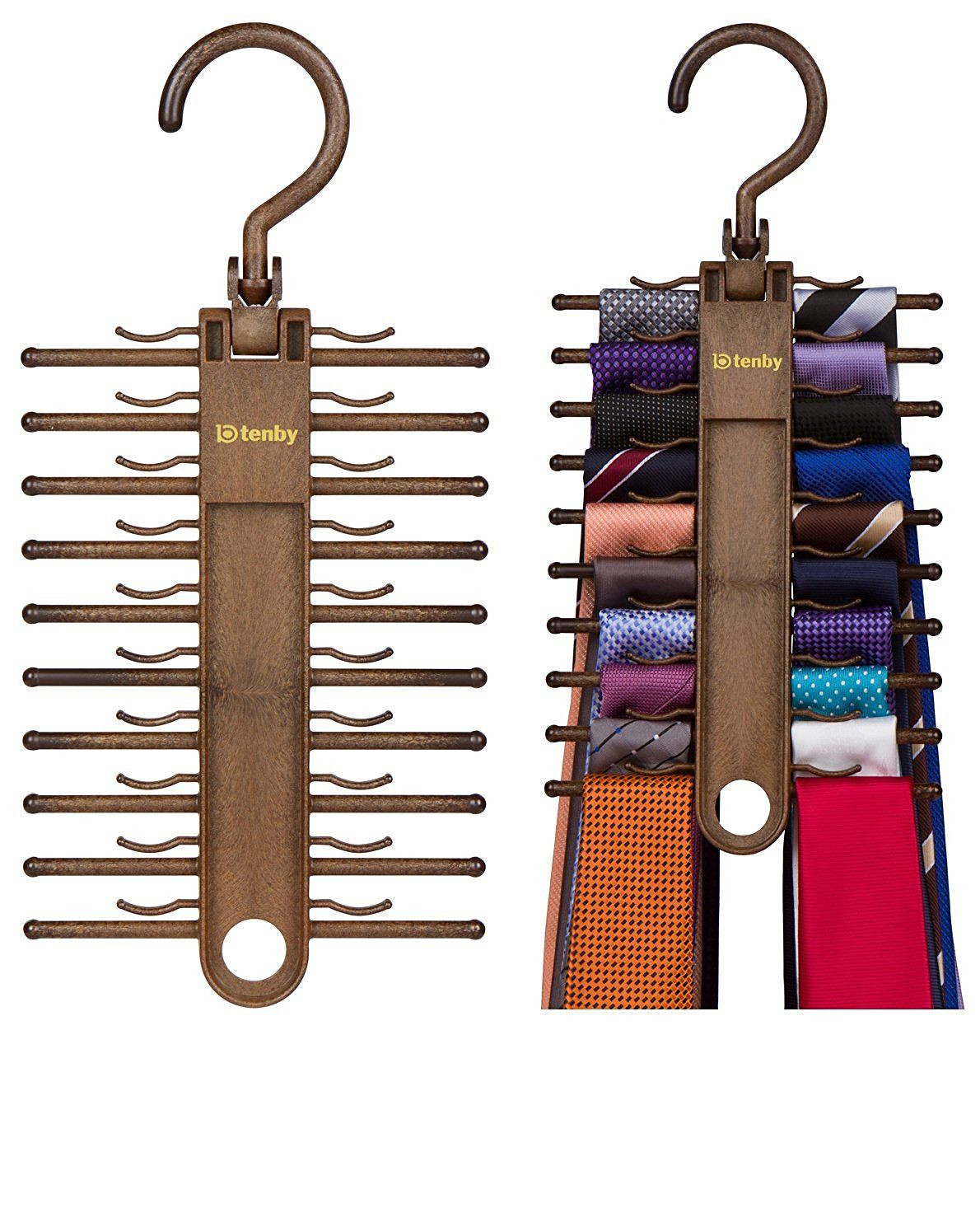 Hook Home /& Living Hanger Holder Storage Rack Closet Organizer Clothes Hanger