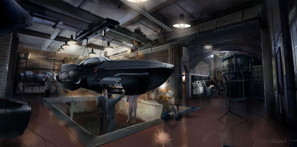 captain america the 1st avenger concept art by james carson marvel 39 s captain america. Black Bedroom Furniture Sets. Home Design Ideas