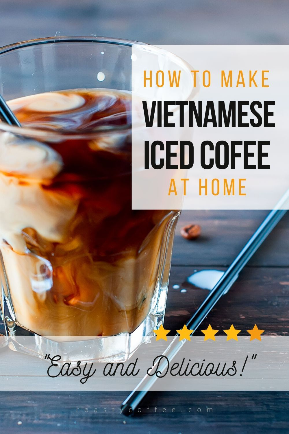 How to make vietnamese iced coffee coffee drink recipes